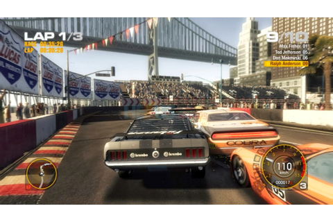 Race Driver Grid Full PC Game Free Download ~ PAK SOFTZONE