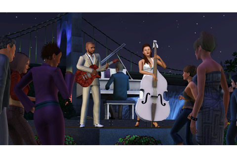 Buy The Sims 3: Late Night Official Website
