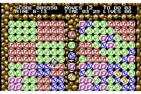 Gem'X - Commodore 64 Game / C64 Games, C64 reviews ...