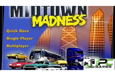 Midtown Madness 1 Pc Game Full Version Free Download