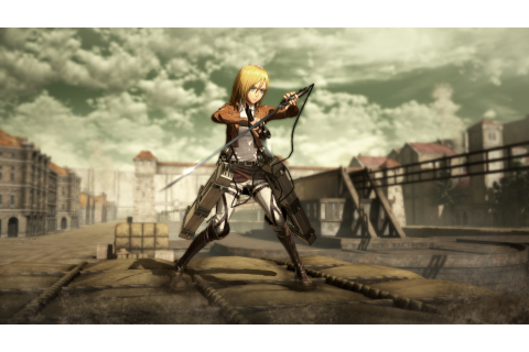 Attack on Titan Wings of Freedom PC game ^^nosTEAM^^