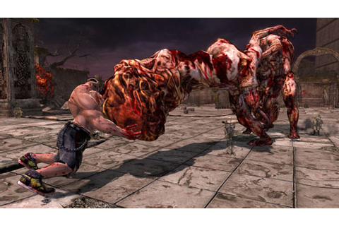 Amazon.com: Splatterhouse - Xbox 360: Video Games