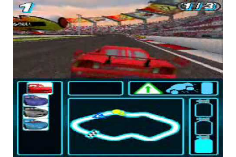 Cars 2 Nintendo DS Gameplay - YouTube