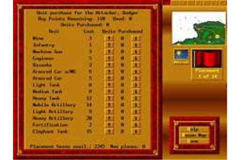 Perfect General 2 Download (1994 Strategy Game)