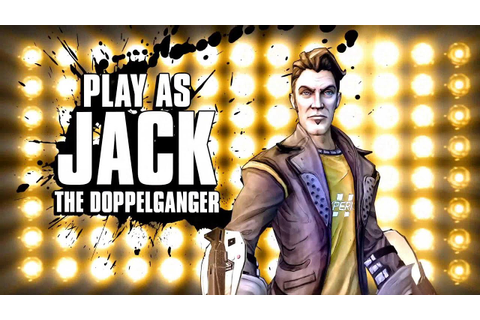 Borderlands: The Pre-Sequel - Handsome Jack Doppelganger ...