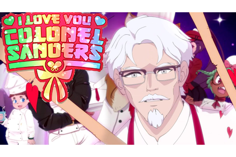 I Love You, Colonel Sanders! - Full Game - YouTube