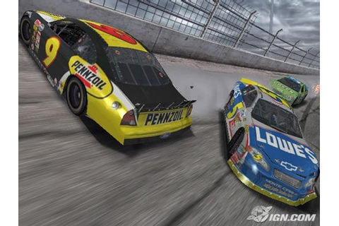 NASCAR 2005: Chase for the Cup - IGN