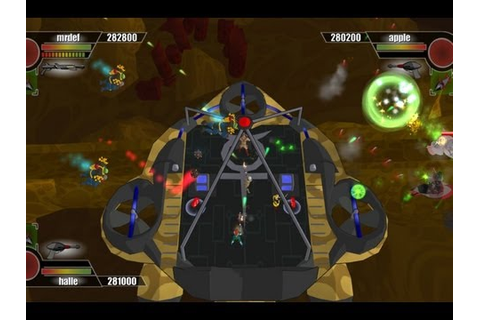 CGRundertow ROCKETMEN: AXIS OF EVIL for Xbox 360 Video ...