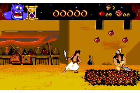 Aladdin | Old DOS Games | Download for Free or play on ...
