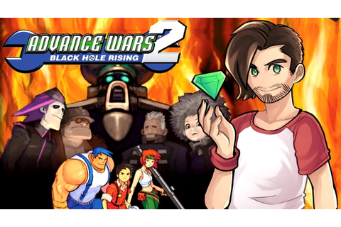 ADVANCE WARS 2: BLACK HOLE RISING - The Best Gameboy ...