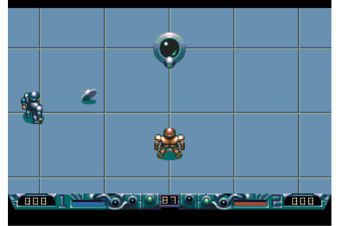 Speedball 2 (Europe) ROM