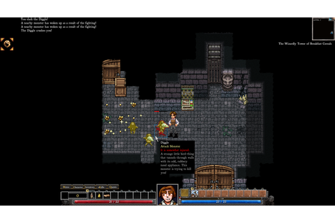 Dungeons of Dredmor: A Roguelike For People Who Aren't ...