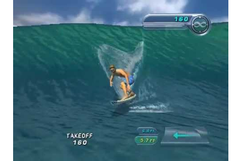 Kelly Slater Pro Surfer Gameplay - YouTube