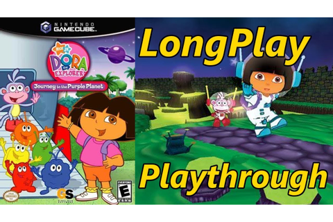 Dora the Explorer: Journey to the Purple Planet - Longplay ...