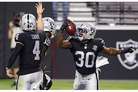 Pledge to Allegiant: Raiders beat Saints to open new ...