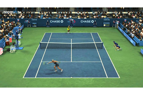 Grand Slam Tennis 2 - Federer smashes Nadal and more ...
