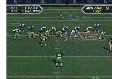 NFL Quarterback Club 97 Download Game | GameFabrique