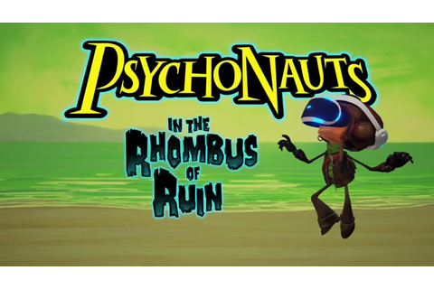 Psychonauts 2 Announced, Separate VR Title Also in the ...