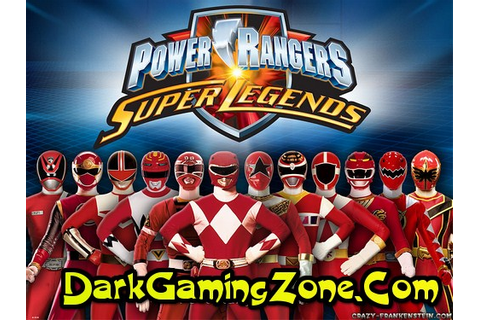 Power Rangers Super Legends - Free Download Full Version ...