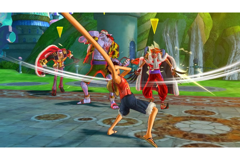 Free Download One Piece Pirate Warriors 2 Full Version PC ...