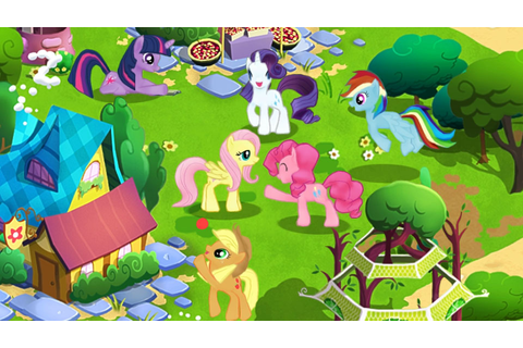 The My Little Pony: Friendship Is Magic Video Game ...