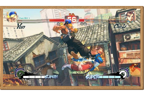 Super Street Fighter 4 Free Download Fighting PC Game