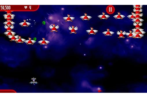Chicken shoot: Xmas. Chicken invaders für Android ...