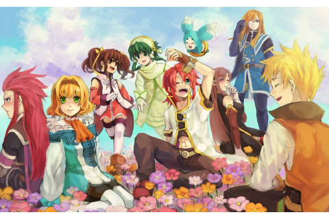 [63+] Tales Of The Abyss Wallpaper on WallpaperSafari
