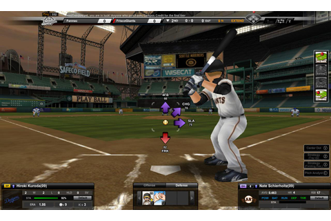 MLB Dugout Heroes : Online Games Review Directory