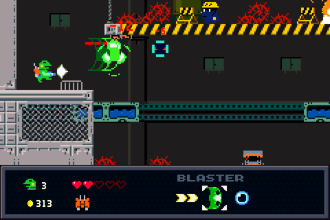 Kero Blaster review | PC Gamer