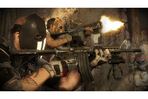 Army of Two : Le Cartel du Diable - Jeu Xbox 360