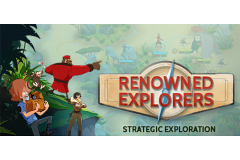 Renowned Explorers - Wikipedia
