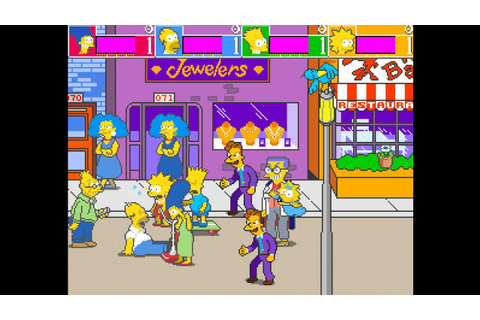 Arcade The Simpsons by adelikat, and DarkKobold in 13:37 ...