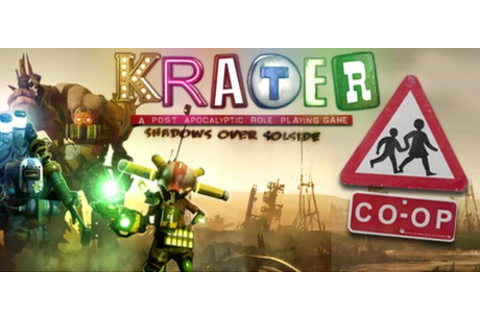 Krater on Steam