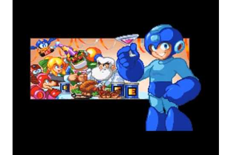 Mega Man Battle & Chase (PS) Ending - YouTube