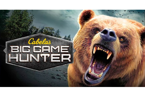 CABELA'S BIG GAME HUNTER APK V1.2.0 + DATA [NORMAL + MOD ...