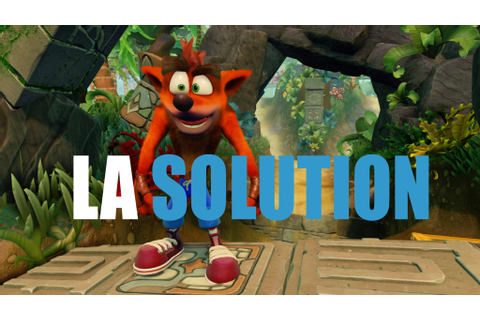 Crash Bandicoot N. Sane Trilogy | Soluce & Trophée - GAME ...