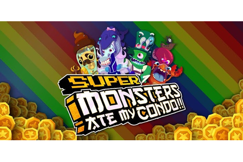 Play Super Monsters Ate My Condo! Game Online - Super ...
