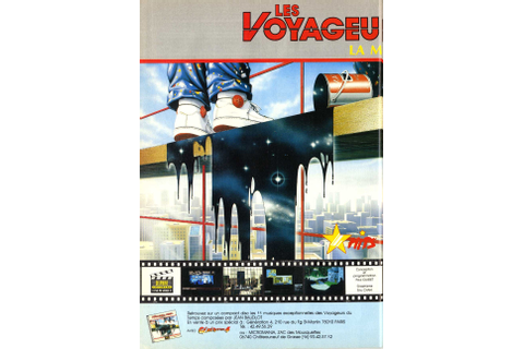 Atari ST Voyageurs du Temps (Les) : scans, dump, download ...