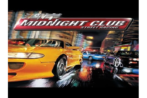 Midnight Club :Street Racing [PS2] / Gameplay - YouTube