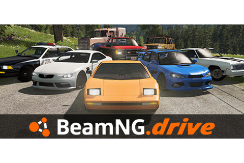 BeamNG.drive on Steam