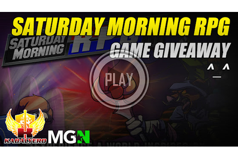 Saturday Morning RPG Game Giveaway - KABALYERO - Knight Of ...