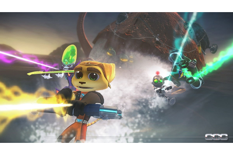 Ratchet and Clank: All 4 One Review for PlayStation 3 (PS3 ...
