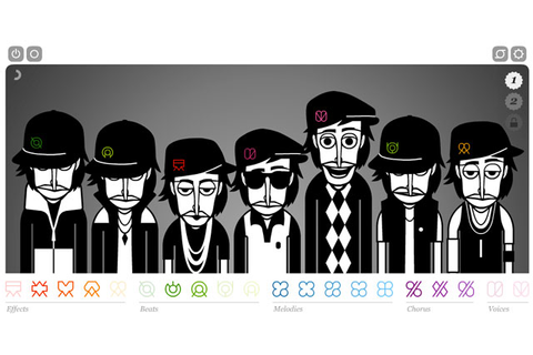 Incredibox, A DIY Beatboxing Game