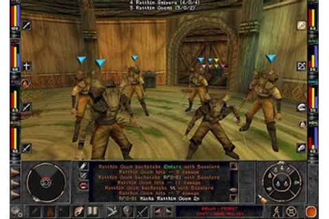 Wizardry 8 Game - Free Download Full Version For PC