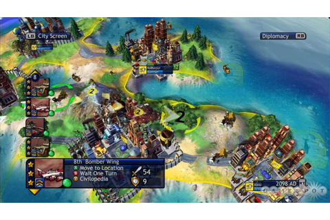 Sid Meier's Civilization Revolution and More Now Backwards ...