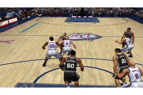 NBA 2K3 GameCube Gameplay HD - YouTube