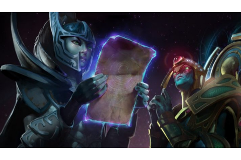Dota 2 Nemesis Assassin event paints targets on hero heads ...