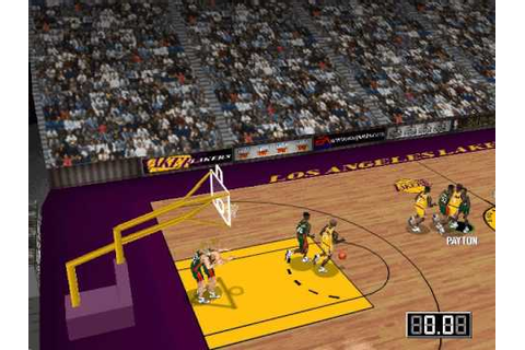NBA Live 97 (Electronic Arts) (MS-DOS) [1996] - YouTube