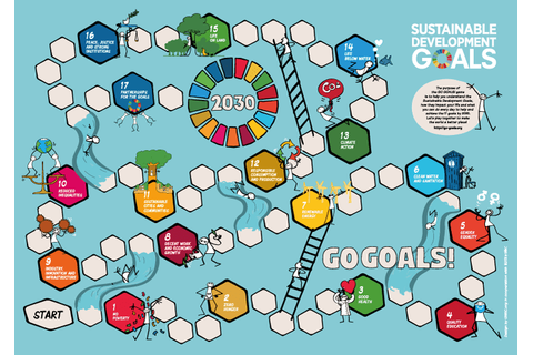 Home | Go Goals! SDG board game